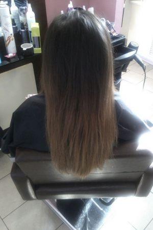 Окраска, тонирование волос
